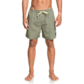 Quiksilver Beach Please Volley 16 Short Homme, four leaf clover